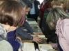 Ogled rokopisov v Arhivu Albanije